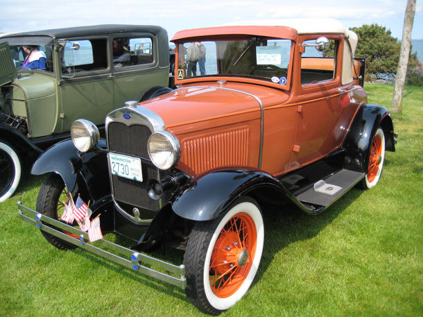 November 1: Ford starts building the Model A on this date in 1927