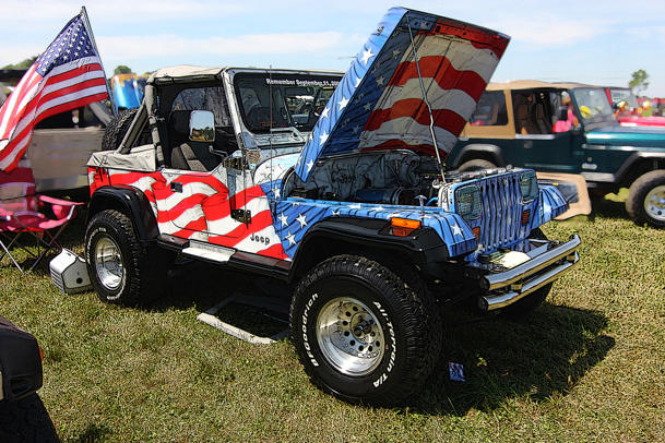 The greatest American Jeep: Flickr photo of the day