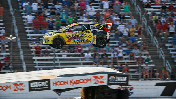 Tanner Foust's mission to keep driving fun: Motoramic Experts