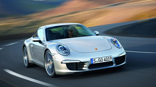 2013 Porsche 911 Carrera S, keeping the old dream alive: Motoramic Drives