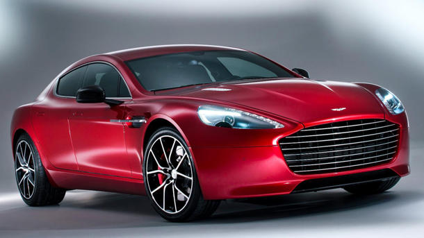 Aston Martin Rapide S arrives a few ticks faster for your driving pleasure