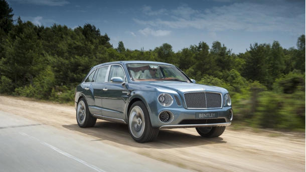 Bentley gets green light to build world's most expensive SUV