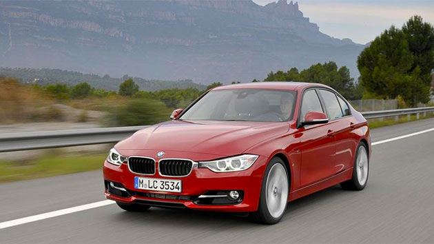 2013 BMW 328i, mass-market perfection: Motoramic Drives