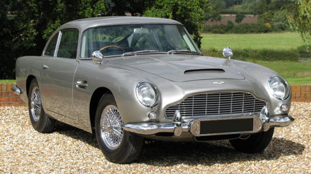 "James Bond's ""original"" Aston Martin DB5 can be yours for $4.67 million"