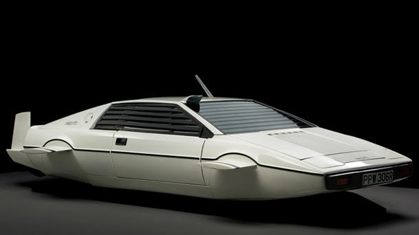 James Bond Lotus submarine car sells for $967,000