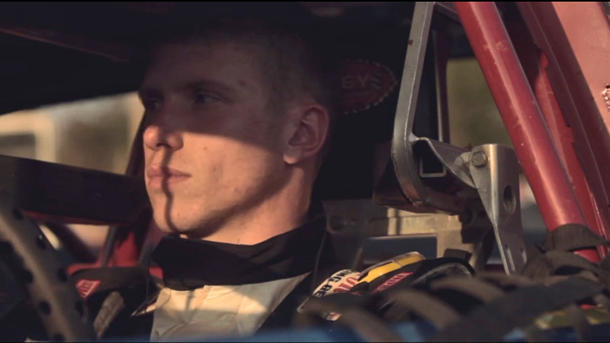 The hard lessons of a 16-year-old dirt track racer