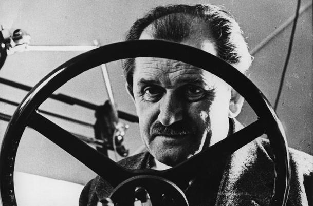 September 3: Ferdinand Porsche was born on this date in 1875