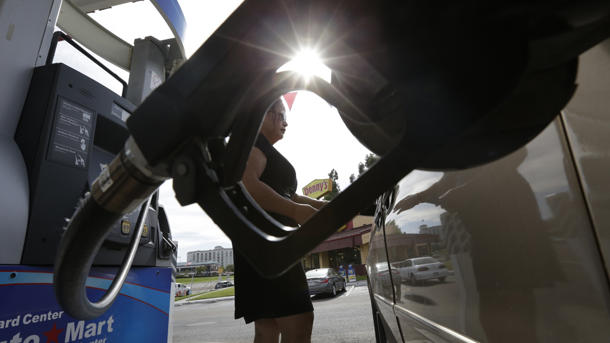 Gas costs claim largest share of American income in 30 years