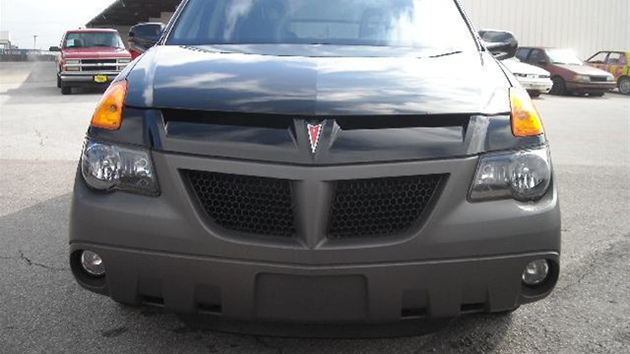 First Pontiac Aztek's sale highlights the long half-life of ugly