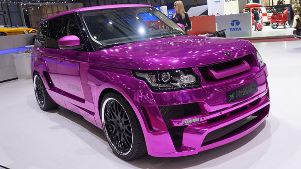 The Hamann Mystère hits Geneva via Las Vegas