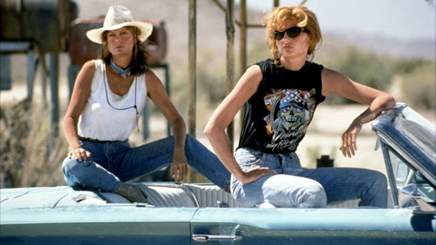 "May 24: ""Thelma and Louise"" launched their Thunderbird on this date in 1991"
