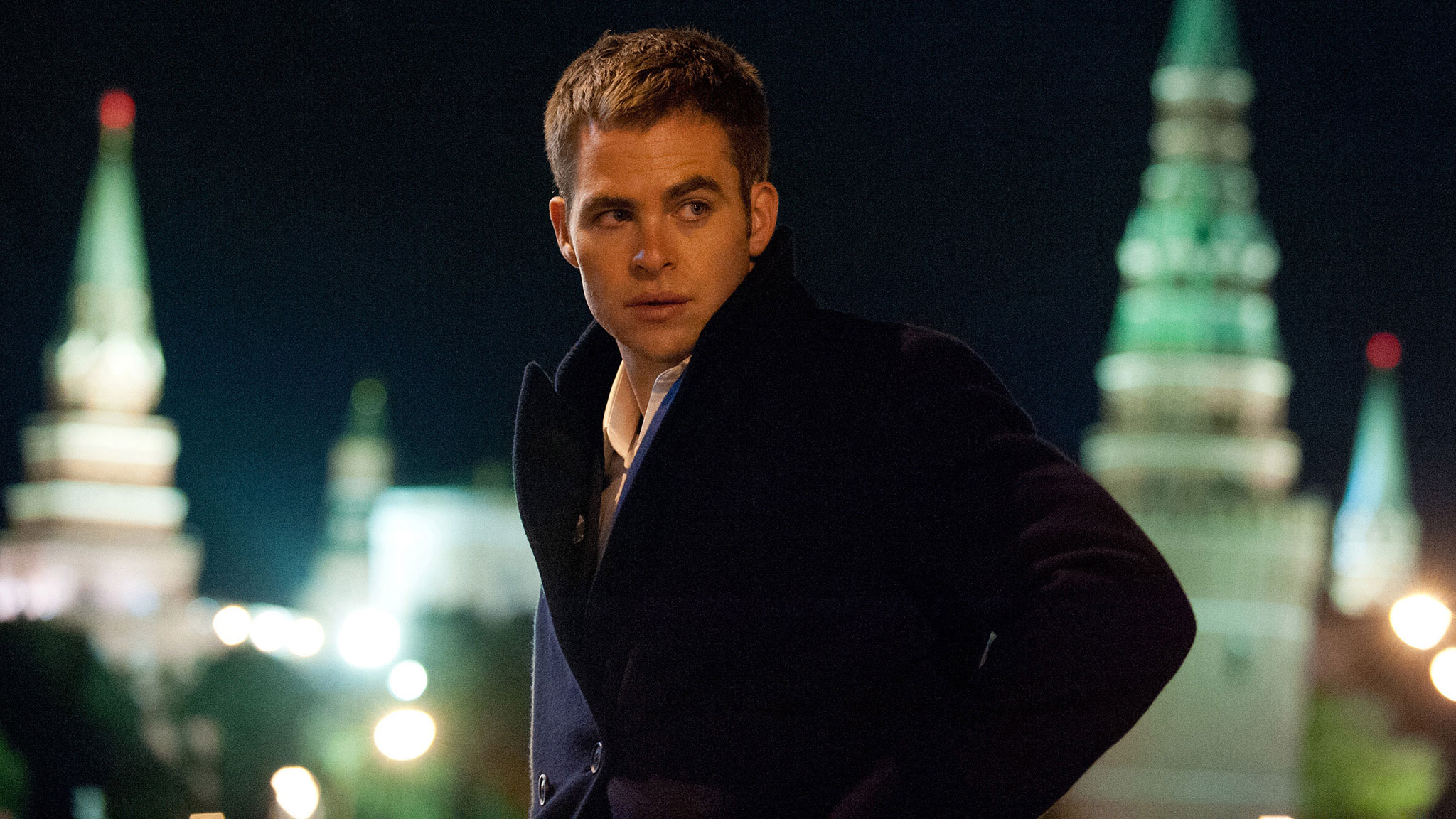 Chris Pine stars in 'Jack Ryan: Shadow Recruit' (Photo: Paramount Pictures)
