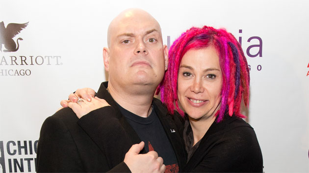 The Wachowski siblings (Getty)