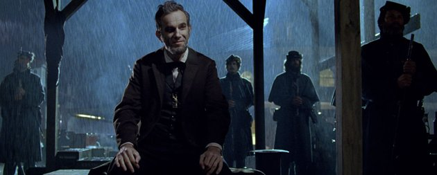 Daniel Day-Lewis in 'Lincoln' (Photo: DreamWorks Pictures)