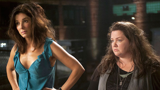 Sandra Bullock and Melissa McCarthy in 'The Heat' (Photo: 20th Century Fox)