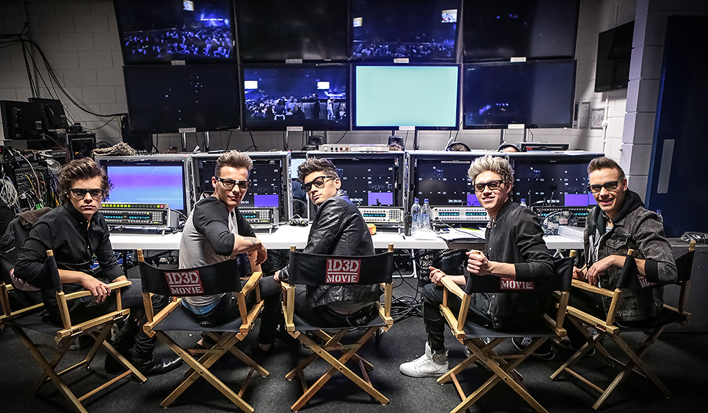 """One Direction: This is Us"" (Columbia Pictures)"
