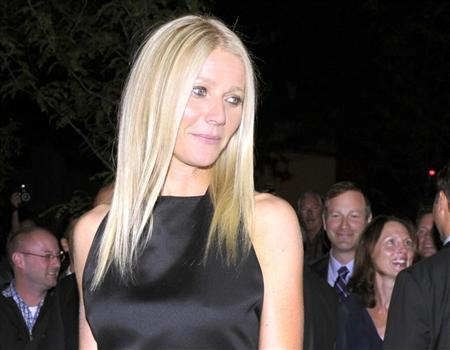 Gwyneth Paltrow (Photo: Reuters/Mike Cassese)