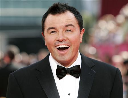 Seth MacFarlane (Photo: Danny Moloshok/Reuters)