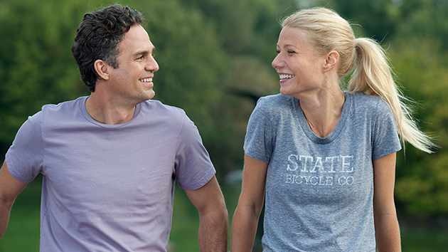 Mark Ruffalo and Gwyneth Paltrow in Lionsgate's 'Thanks for Sharing'