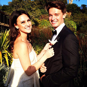 Photo courtsey of Patrick Schwarzenegger/Instagram