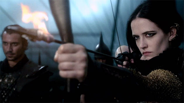 Eva Green in '300: Rise of an Empire' (Photo: Warner Bros. Pictures)
