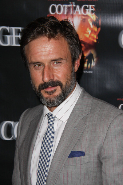 David Arquette The Cottage