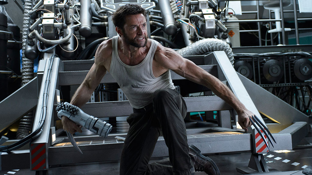 Hugh Jackman in 20th Century Fox's 'The Wolverine'.