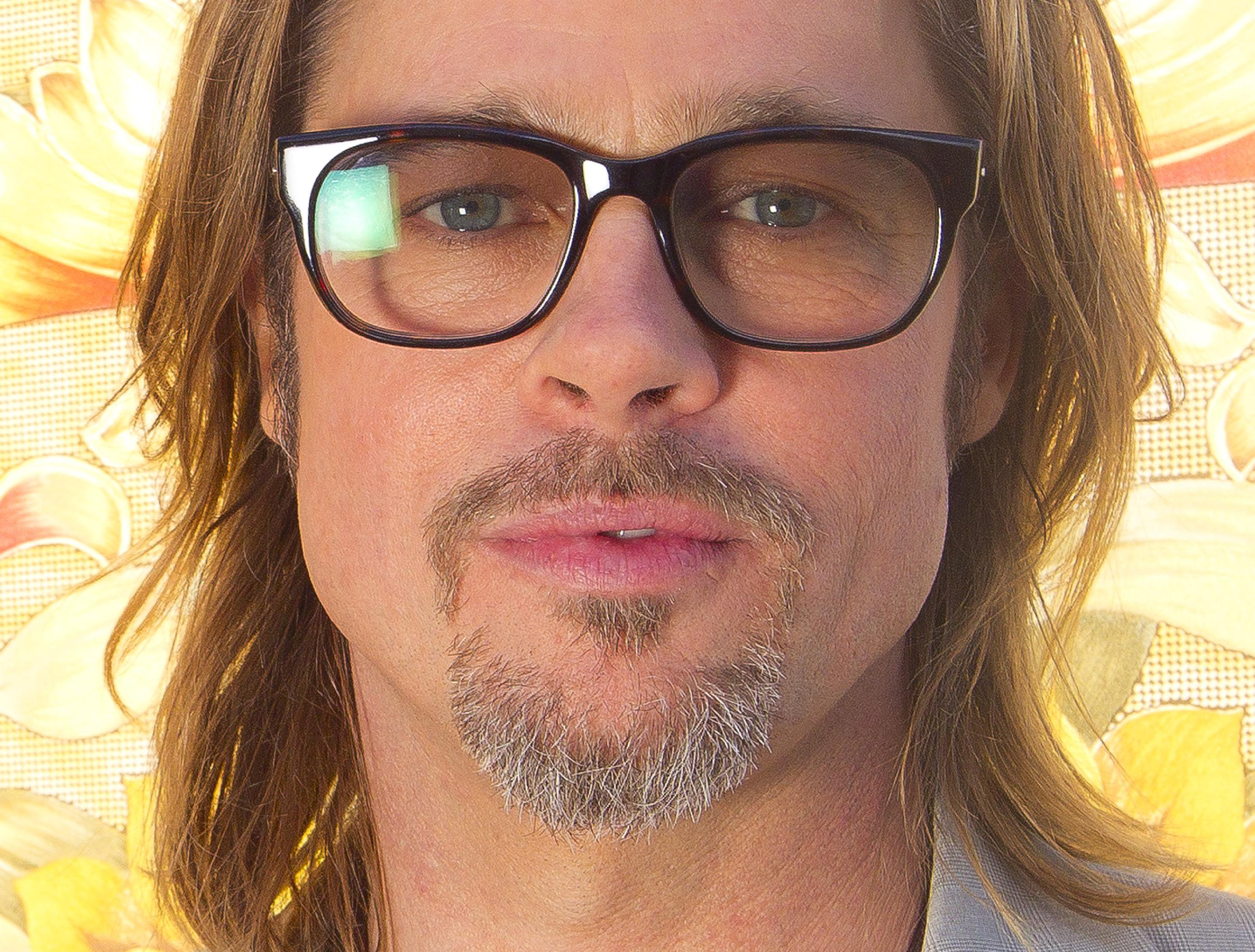 Brad Pitt (Photo: Joel Ryan, File)
