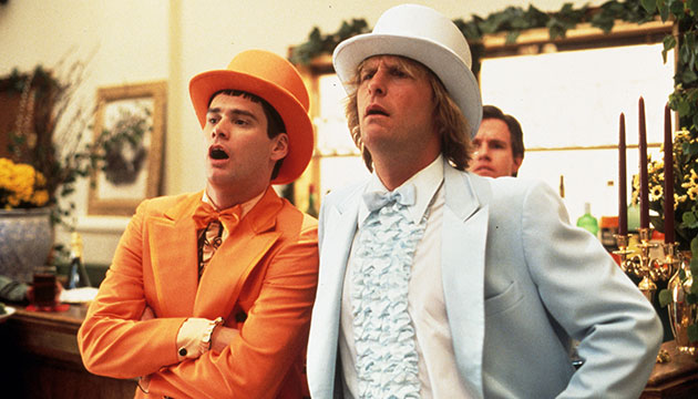 'Dumb and Dumber' (New Line Cinema)