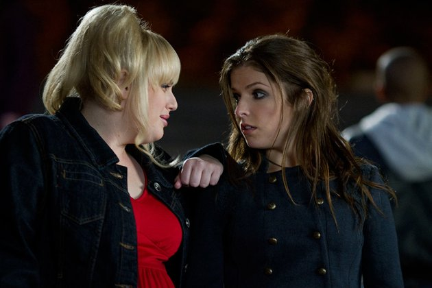 Are Rebel Wilson and Anna Kendrick reprising their 'Pitch Perfect' roles? (Photo: Universal)