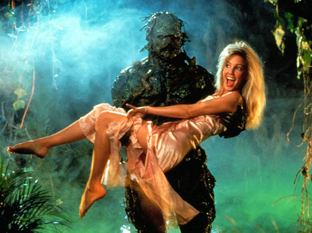 Heather Locklear in 'Return of the Swamp Thing' (Photo: Everett Collection)