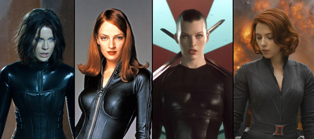 Black Widow-inspired catsuit competition