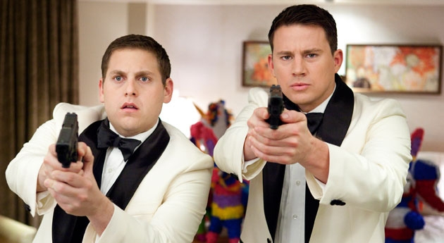 Jonah Hill and Channing Tatum in '21 Jump Street' (Photo: Columbia Pictures