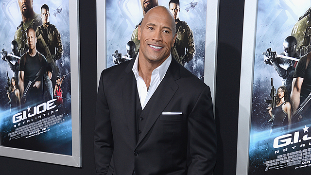 Video: The Rock Is Awesomely Added Into Classic Movies