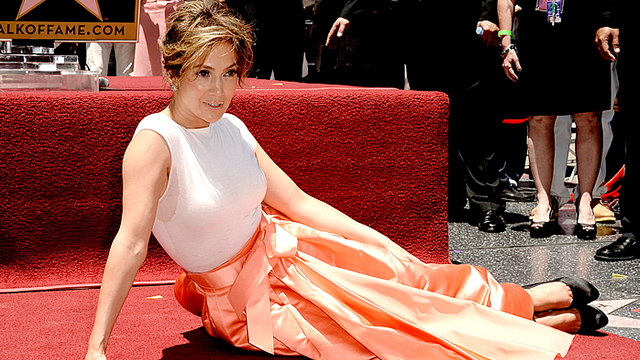 Though J.Lo has never been nominated for an Oscar, she's been invited to vote for 'em