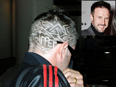 David Arquette The Tripper