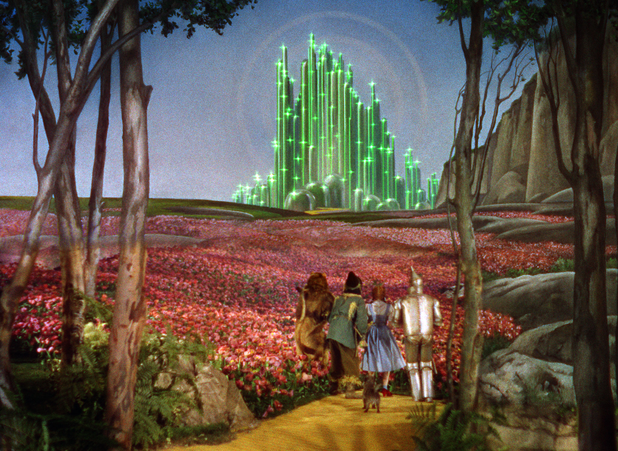 Warner Bros.' 'The Wizard of Oz.'