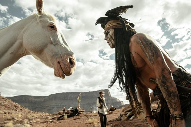 'The Lone Ranger' (Photo: Disney Pictures)