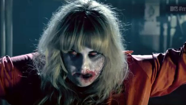Rebel Wilson, zombe-fied (Photo: MTV)