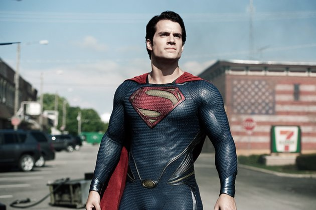 Sure, Henry Cavill is Superman now, but once upon a time he was 'that handsome British dude' (Warner Bros.)