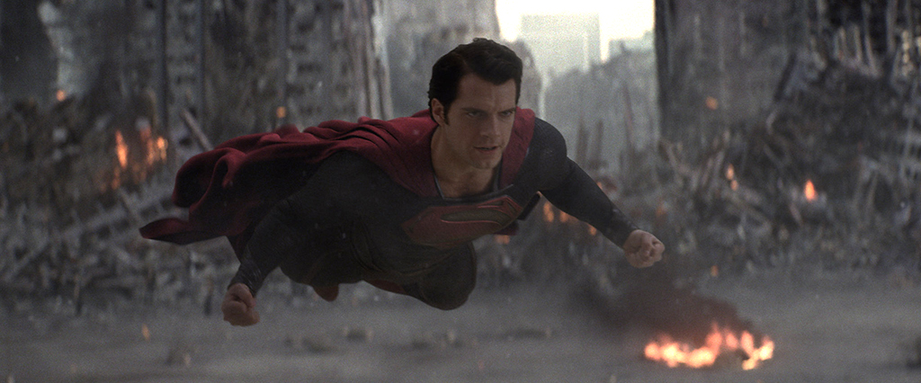 Henry Cavill as Superman in 'Man of Steel' (Photo: Warner Bros. Pictures)