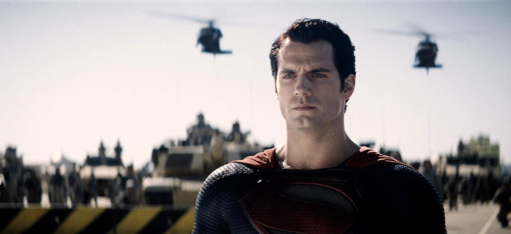 Henry Cavill in 'Man of Steel' (Photo: Warner Bros.)