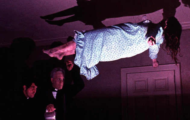 'The Exorcist' is now 40 years old (Jason Miller, Max von Sydow, Linda Blair)