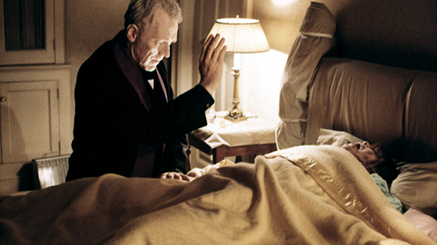 'The Exorcist' (Jason Miller)
