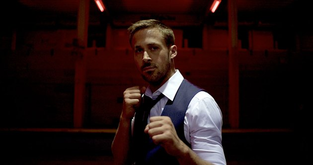 Ryan Gosling in Radius' 'Only God Forgives'