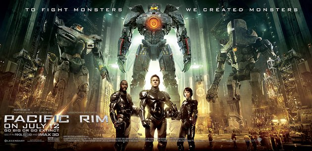 'Pacific Rim' photo courtesy of Warner Bros.