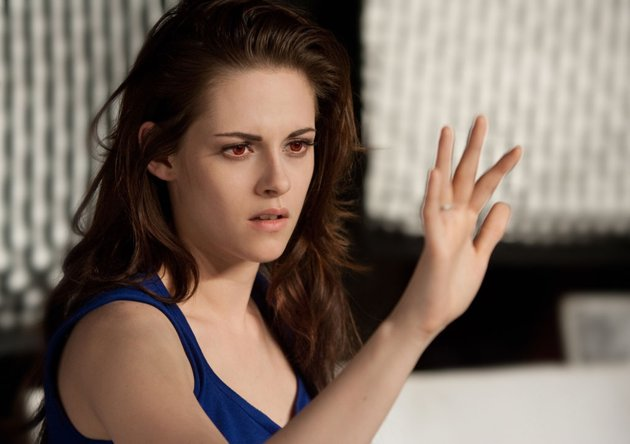 Kristen Stewart in 'The Twilight Saga: Breaking Dawn - Part 2' (Photo:Summit Entertainment)