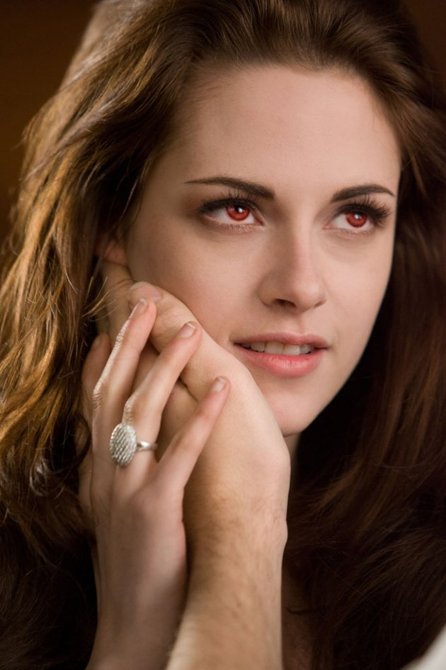 Stewart in 'The Twilight Saga: Breaking Dawn - Part 2' (Photo: Summit Entertainment)