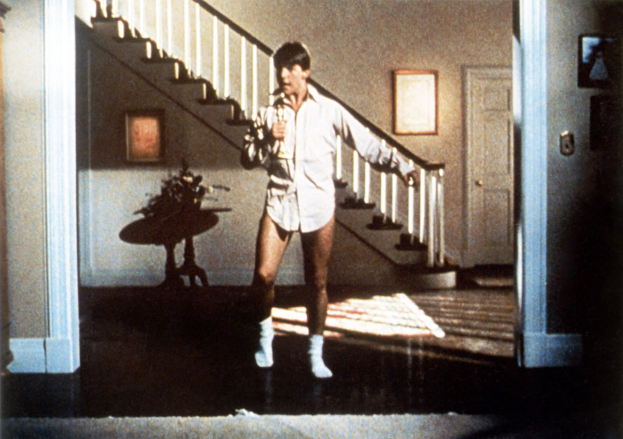 Tom Cruise in 'Risky Business' (Photo: Everett)