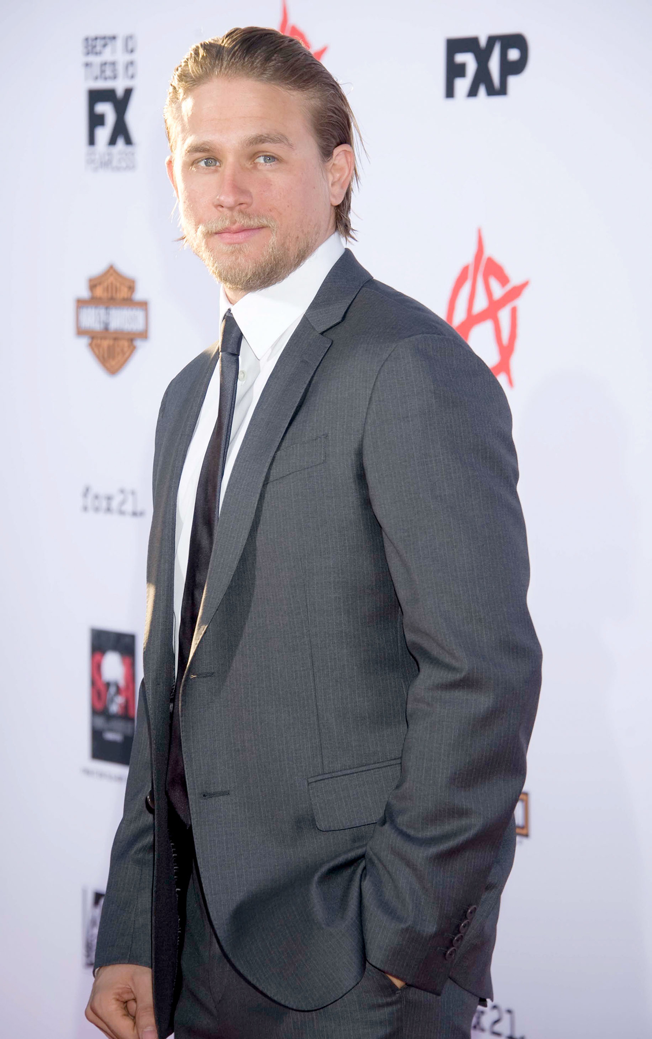 "Charlie Hunnam exits ""50 Shades of Grey."" (Getty)"